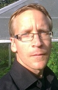 Jakob Svensson driver e-handelsbutiken glashusen.se