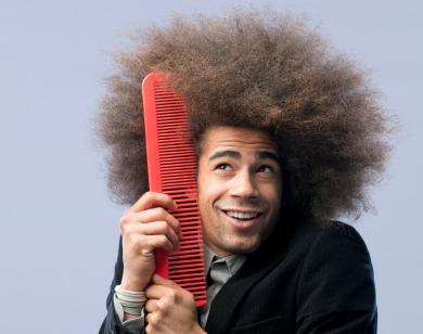 Löshår och hårförlängning