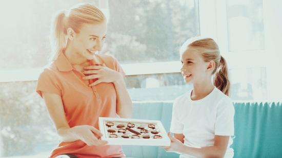 Sälj choklad tjäna pengar till klasskassan