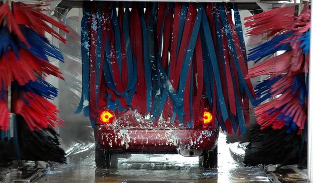 Ge pappa en rejäl biltvätt i julklapp