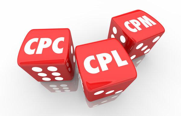 Vad innebär CPA, CPC och CPM?