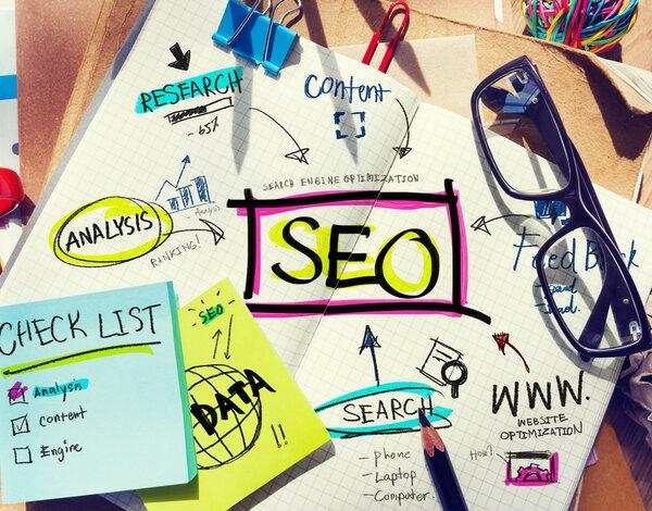 Sökmotoroptimering hjälper dig att ranka högre på sökord och fraser i Google.