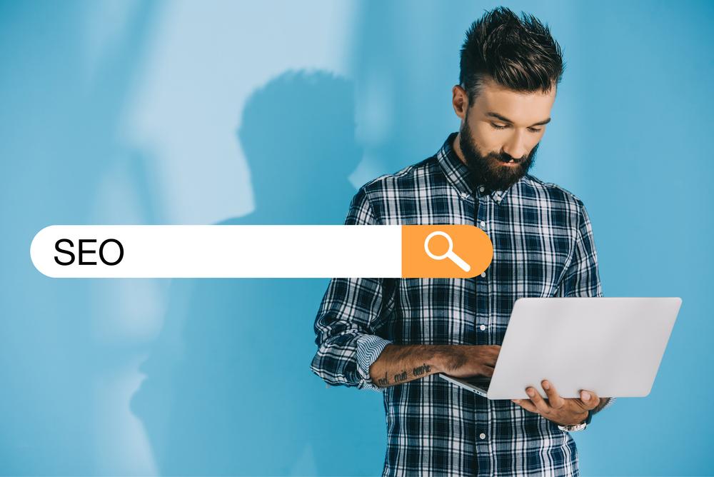 Syns bättre på Google 2021 med hjälp av SEO.