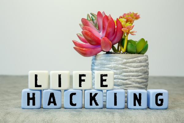 lifehacks som underlättar dina vardagssysslor hemma