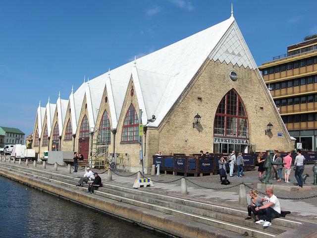 Fina staden Göteborg