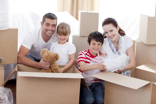få hjälp med flytten till ditt nya hem.