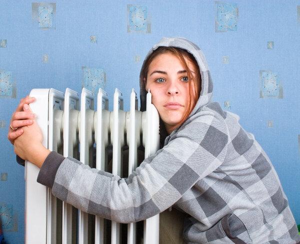 Kroppen förbränner man mer kalorier när den fryser än när den är varm.