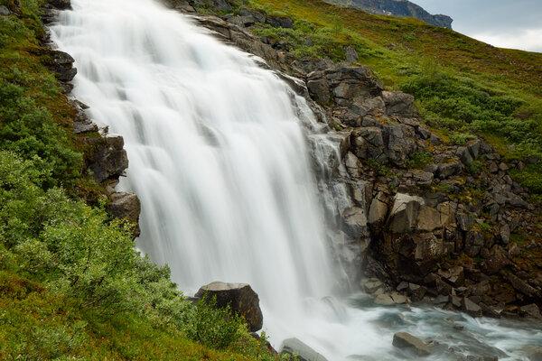 På den här sidan hittar du en lista över Sveriges högsta vattenfall.