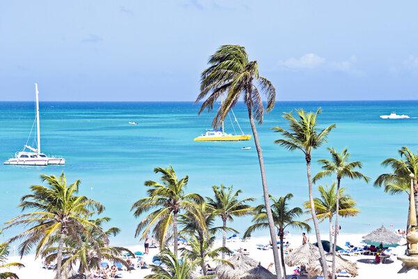 Om att Segla i Karibien
