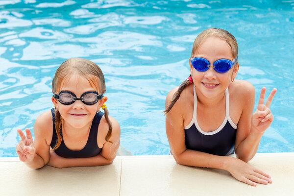 Ett Swimspa kan användas av både vuxna och barn.