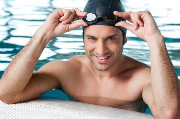 Som simmare uppskattar man att det går att använda sitt Swimspa året runt.