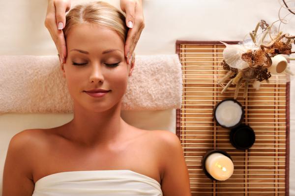 Massage och akupunktur