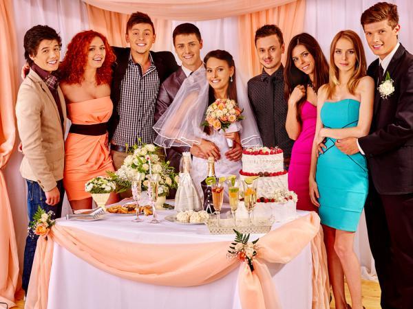Klädkod för bröllop