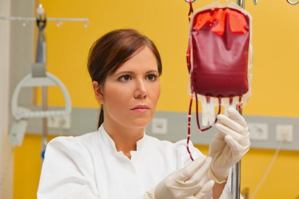 Ta reda på din blodgrupp